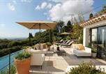 Location vacances Vence - Villa de Veyas - beautiful new villa with stunning seaview-4