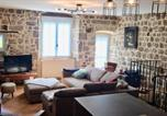 Location vacances Burzet - Gorgeous Stone House in the heart of Ardeche-2