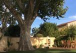 Hôtel Barbentane - Mas Halcyon Provence-4