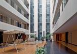 Location vacances Beijing - Beijing Xinxiang Yayuan Apartment (Wangfujing)-4
