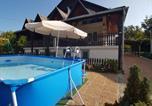 Location vacances Gyenesdiás - Holiday home Judit (Nr. 85)-2