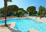 Camping avec Piscine Antibes - Camping Les Cigales-2