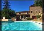 Hôtel Tornac - Le Mas Neuf des Greses-1