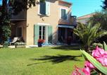 Location vacances Camaret-sur-Aigues - Holiday home Lotissement des Tilleuls-3