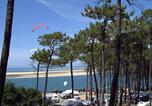 Camping avec Quartiers VIP / Premium Le Teich - Yelloh! Village - Le Panorama Du Pyla-2