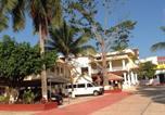 Hôtel Palenque - Bugambilias Guest House-1