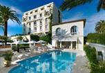 Hôtel 5 étoiles Cannes - Hôtel Juana-1