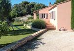 Location vacances Bagnols-sur-Cèze - Holiday Home Le Chêne - Srx100-3