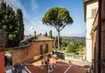 Location vacances Palaia - Secluded Apartment in San Miniato with Swimming Pool-2