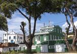 Hôtel Itacaré - Casarão Verde Hostel-3