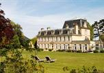 Hôtel 4 étoiles Fontaine-Henry - Chateau La Cheneviere-1