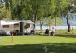 Camping 4 étoiles Mesnois - Camping Yverdon Plage-3