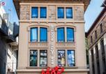 Hôtel Bussigny-près-Lausanne - Ibis Styles Lausanne Center Madhouse-3