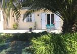 Hôtel Quinéville - Côté jardin des Charmilles-1
