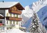 Location vacances Warth - Pension Bergland-2