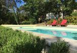 Location vacances Beaumont-de-Pertuis - Villa de Carbonelle-4