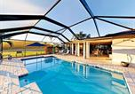 Location vacances Cape Coral - Tequila Canal Home Home-1
