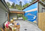 Location vacances McKinleyville - Arcata Area Home with Courtyard, 10 Mi to Coast-3