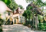 Hôtel Moritzburg - Hotel Villa Sorgenfrei & Restaurant Atelier Sanssouci-1