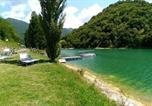 Location vacances  Province de Rieti - La Minicasa al Lago del Turano-4