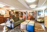 Hôtel Tupelo - Comfort Inn Tupelo-2