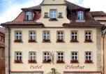 Hôtel Rothenburg ob der Tauber - Hotel Eisenhut-1