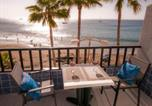 Location vacances Patalavaca - Beach Apartment-2