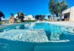 Location vacances  Province de Brindisi - Tenuta Trullo Padronale - Luxury Villa-1