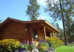 Location vacances Whitefish - Somers Bay Log Cabin Lodging-4