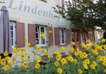 Hôtel Burghaslach - Hotel Lindenhof im Steigerwald-1