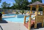 Camping avec Piscine Antibes - Camping Parc Bellevue-3