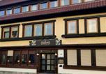 Hôtel Freudenstadt - Hotel Restaurant Tomahawk-4