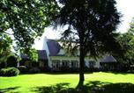 Hôtel Esquibien - Villa Les Hortensias-1