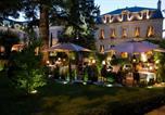 Hôtel 5 étoiles Beaune - Hostellerie Cèdre & Spa Beaune