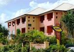 Hôtel Point Vernon - Kacy's Bargara Beach Motel-1