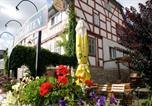 Hôtel Friedrichroda - Gasthaus & Pension Zur guten Quelle-3
