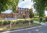 Hôtel Vitry-en-Artois - Logis Manoir de Fourcy-4
