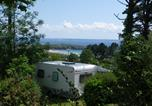 Camping avec Piscine Crozon - Camping Sites et Paysages Le Panoramic-2