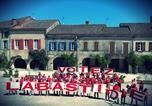 Hôtel Parleboscq - Les Chambres de Labastide-1