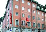 Hôtel Bergen - Thon Hotel Rosenkrantz Bergen-1