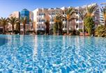 Hôtel Hammamet - Hasdrubal Thalassa & Spa Yasmine Hammamet-1