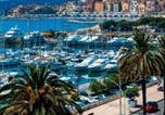 Hôtel Alpes-Maritimes - Ibis budget Menton Bord de Mer-1