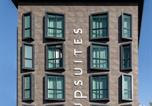 Hôtel Levent - Upsuites Hotel-3