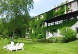 Hôtel Saulieu - Les Grillons du Morvan-1