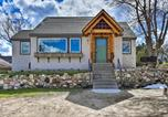 Location vacances Rapid City - Cozy Custer Cottage with Deck Walk to Shops and Food!-4