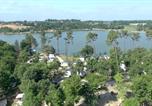 Camping avec Site nature Gers - Huttopia Les Rives du Lac-3