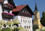 Hôtel Konzell - Hotel-Restaurant Früchtl
