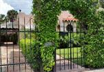 Location vacances West Palm Beach - Villa Fiore and the Garden House-1