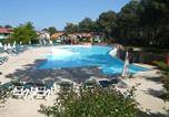 Location vacances Lacanau - Lacanau Océan T2 rez-de-jardin - résidence P&V - piscine - golf-4