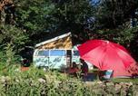 Camping avec Hébergements insolites Villefort - Camping La Châtaigneraie-1